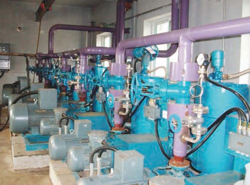 自控槽罐车(船)卸载扫仓泵装置