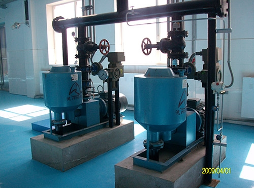 气液混输同步排吸泵